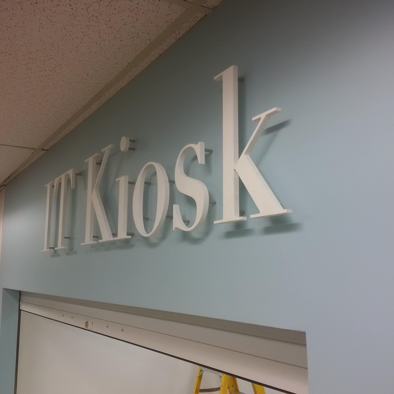 Dimensional Letters - IT Kiosk (3)