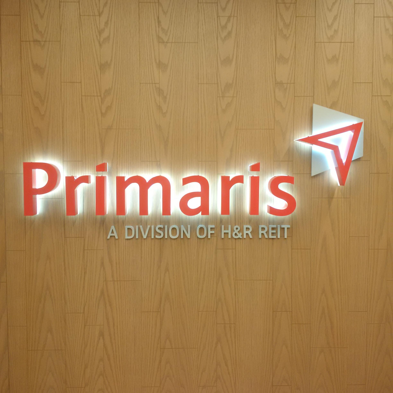 Dimensional Lit Letters - Primaris (1)